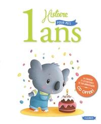 Claire Renaud et Elen Lescoat - 1 histoire pour mes 1 ans. 1 CD audio