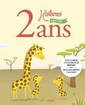 Claire Renaud et Mélanie Grandgirard - 2 histoires pour mes 2 ans. 1 CD audio