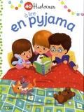 Claire Renaud et  Zemanel - 40 histoires à lire en pyjama.