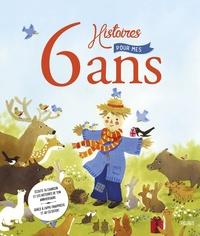 Claire Renaud et Marie Flusin - 6 histoires pour mes 6 ans. 1 CD audio