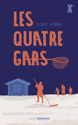 Claire Renaud - Les quatre gars.