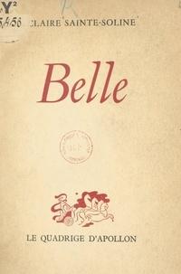 Claire Sainte-Soline - Belle.