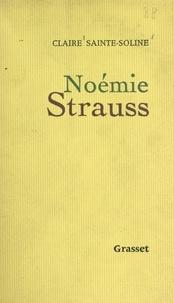 Claire Sainte-Soline - Noémie Strauss.