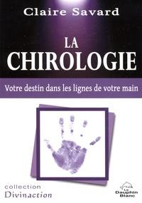 Claire Savard - La Chirologie.