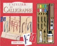 Claire Secrett - L'atelier du calligraphe.
