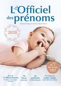 Claire Tabarly Perrin et Stéphanie Rapoport - L'officiel des prénoms.