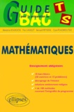 Claire Tchobroutsky et Bénédicte Bourgeois - Mathématiques Terminale S.