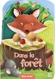 Claire Trévise et Dorothea Ackroyd - Dans la forêt.