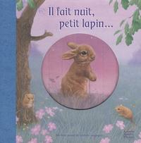 Claire Trévise et John Butler - Il fait nuit, petit lapin....