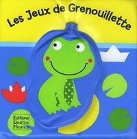 Les Jeux de Grenouillette - Livre de bain et personnage arroseur.pdf