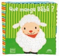 Claire Trévise et Francesca Ferri - Que mange bébé ?.