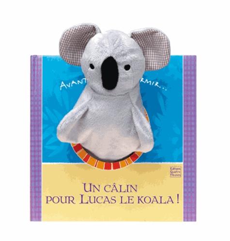 Un calin pour Lucas le koala !