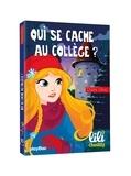 Claire Ubac - Lili Chantilly Tome 10 : Qui se cache au collège ?.