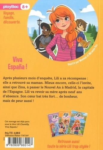 Lili trop stylée ! Tome 11 Viva Espana !
