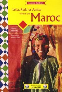 Claire Veillères - Leila, Reda et Anissa vivent au Maroc.