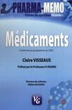 Claire Visseaux - Médicaments.