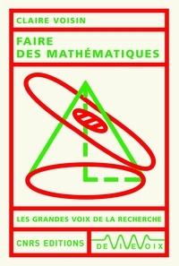 Claire Voisin - Faire des mathématiques.