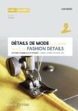 Claire Wargnier - Détails de mode à la loupe - Tome 2, Poches.