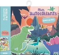 Mes autocollants Dinosaures - Avec plus de 180 autocollants!.pdf