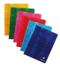 CLAIREFONTAINE - Cahier interligne 3mm- 17x22cm - 32 pages