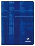 CLAIREFONTAINE - Cahier Metric grands carreaux séyès - 24x32 cm - 48 pages