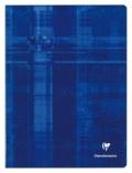 CLAIREFONTAINE - Cahier Métric grands carreaux séyès - 24x32 cm - 96 pages