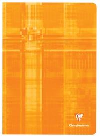 CLAIREFONTAINE - Cahier petits carreaux - 17x22cm - 96 pages quadrillées 5x5cm