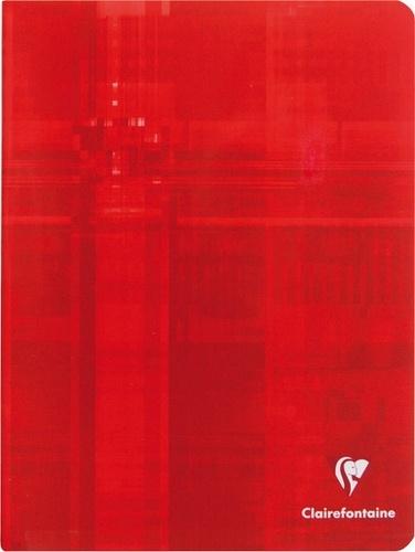 Cahier petits carreaux - 17x22cm - 96 pages quadrillées 5x5cm