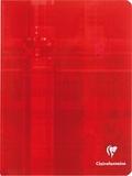 CLAIREFONTAINE - Cahier petits carreaux - 21x29,7cm - 96 pages quadrillées 5x5cm