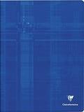 CLAIREFONTAINE - Cahier petits carreaux - 24x32cm - 96 pages quadrillées 5x5cm