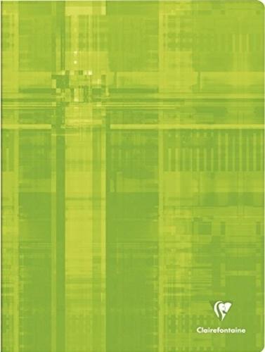 Cahier petits carreaux - 24x32cm - 96 pages quadrillées 5x5cm