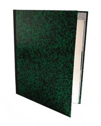 CLAIREFONTAINE - Carton à dessin Annonay Vert à élastiques 28x38 cm