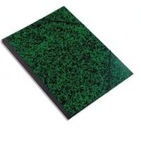 CLAIREFONTAINE - Carton à dessin Annonay Vert à élastiques 37x52 cm