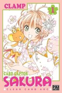 Clamp - Card Captor Sakura - Clear Card Arc T01.