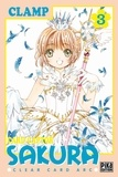 Clamp - Card Captor Sakura - Clear Card Arc Tome 3 : .