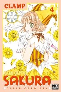 Téléchargez le livre pour kindle Card Captor Sakura - Clear Card Arc Tome 4 9782811645489 RTF ePub PDB