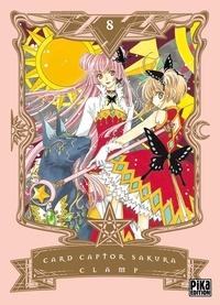 Clamp - Card Captor Sakura Tome 8 : .