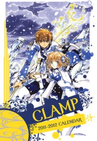 Clamp - Clamp : Calendrier 2011-2012.