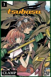 Clamp - Tsubasa Reservoir Chronicle T01.