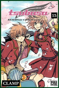 Clamp - Tsubasa Reservoir Chronicle T15.