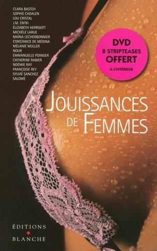 Jouissances de Femmes  avec 1 DVD