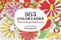 Clara Catalan - 365 coloriages - Pour rester zen toute l'année.