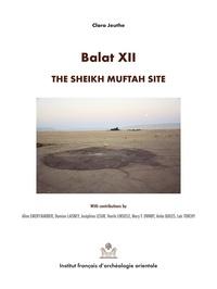 Clara Jeuthe - Balat - Tome 12, The Sheikh Muftah site at Balat North.
