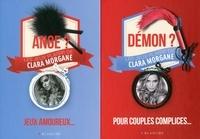 Clara Morgane - Coffret ange ou démon Clara Morgane.