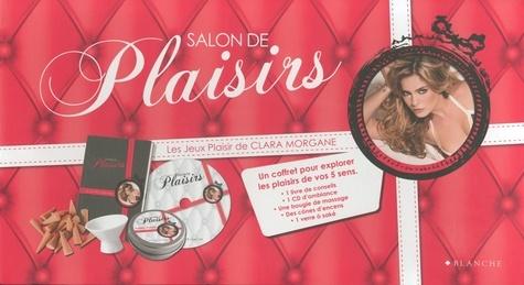 Clara Morgane - Salon de plaisirs - Les jeux plaisir de Clara Morgane. 1 CD audio