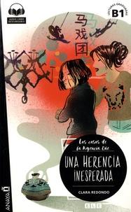 Clara Redondo - Una herencia inesperada - Lecturas graduadas B1.