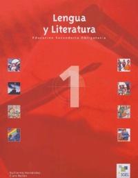 Clara Rellan et Guillermo Hernandez - Lengua y literatura N° 1.
