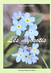 Clara Santoline - Les myosotis.