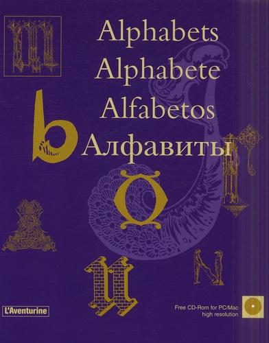 Clara Schmidt - Alphabets. 1 Cédérom