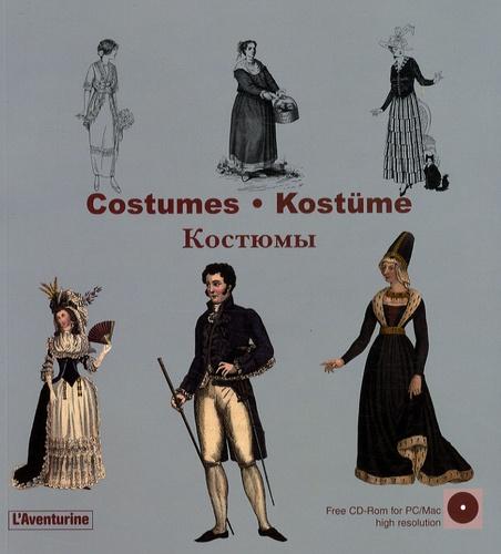 Clara Schmidt - Costumes. 1 Cédérom
